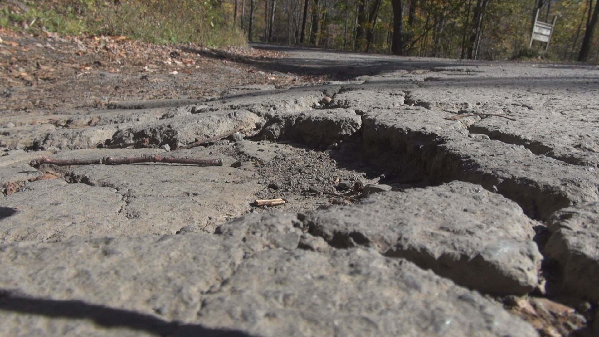 Potholes have Created a Potential Deadly Situation in Layland ...