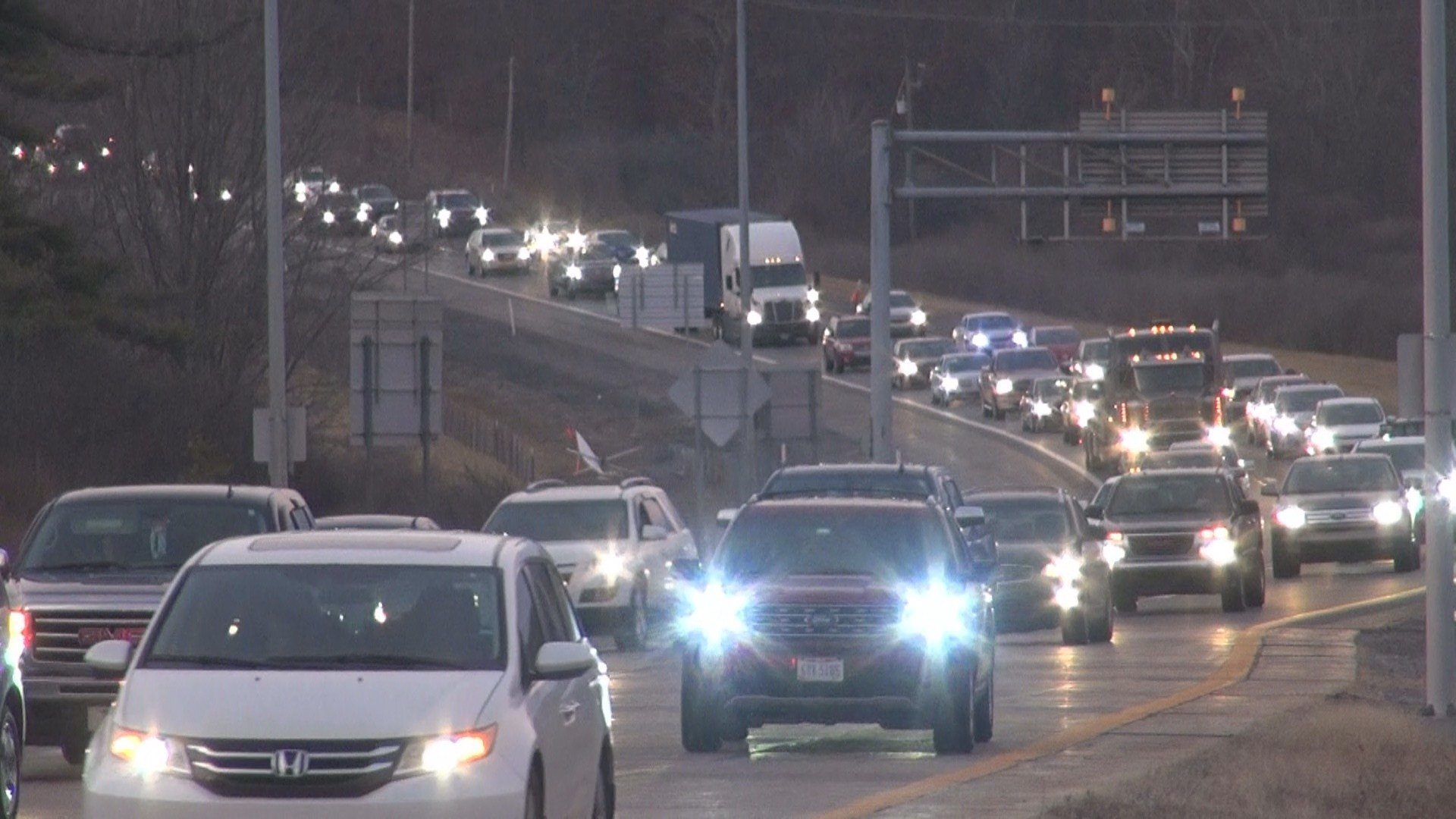 Safety tips for heavy holiday traffic - Beckley, Bluefield & Lewisburg ...