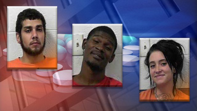 Suspects: Cody Godfrey, D'Andre Mathis, Sidney Oakes