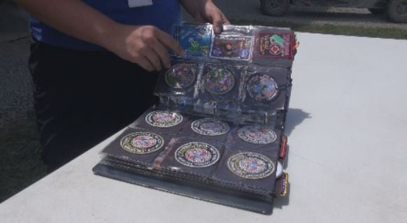 SBR Seasonal Operations Director shared her patches