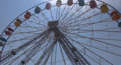 There is a ride for everyone at the State Fair of West Virginia