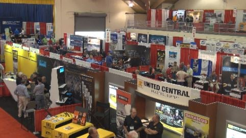 Coal companies from all over the region came out to the 22nd Biennial Bluefield Coal Show.