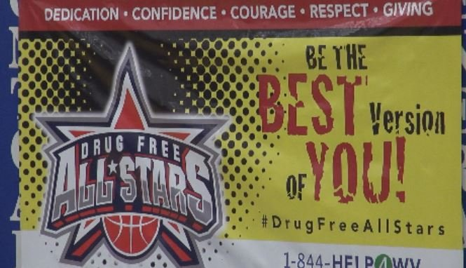 The Drug Free All-Stars kicked off their 13th season at Montcalm High School.
