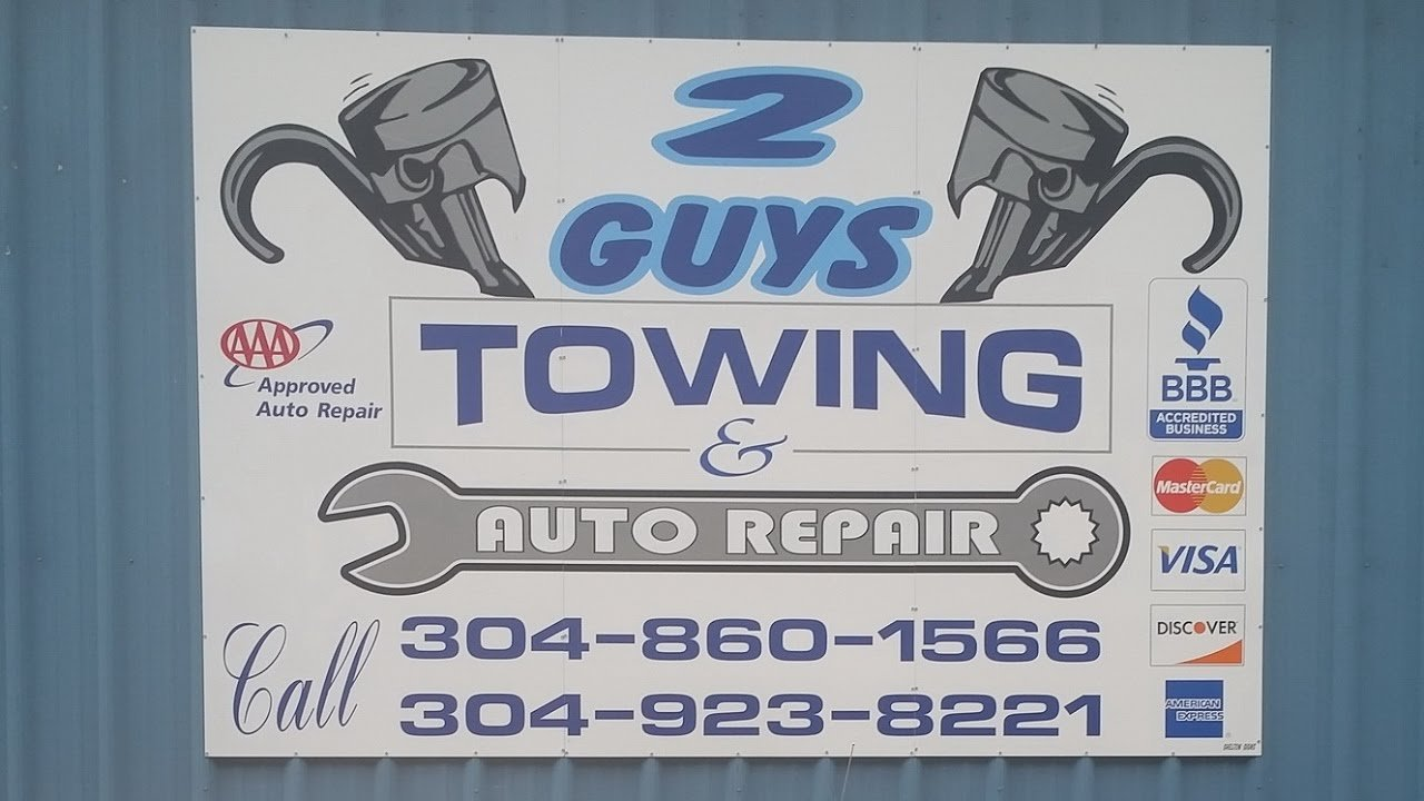 Two Guys Towing and Auto Repair