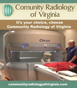Community Radiology of Virginia - Sponsorship header