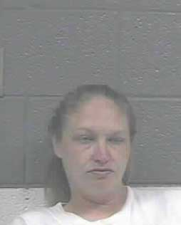 "Melody Stewart faces a conspiracy charge after being arrested during a meth lab raid at 109 Winger Ave, in Beckley.  Police found two ""shaker style"" meth labs in the home during a raid on Tuesday."