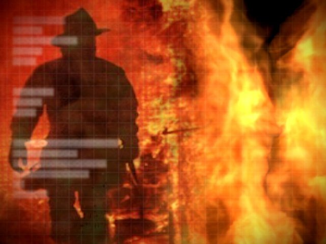 Two people were killed in a fire that broke out at a home on Cabin Creek Road in Wyoming County on Saturday, Oct. 12