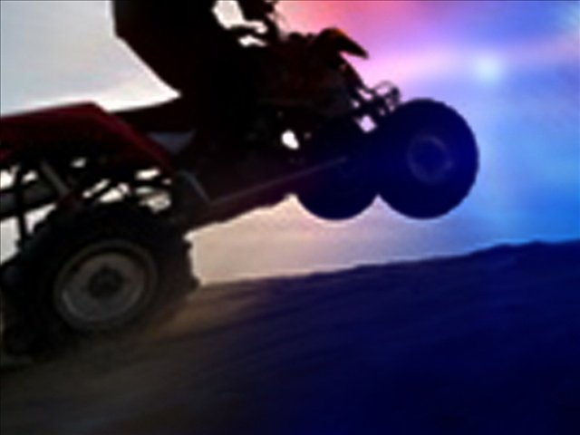Hundreds die every year in ATV related accidents