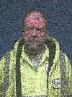 Thomas Henderson, a WVDOH snow plow driver, was arrested on Wednesday a DUI charge while operating his plow in McDowell County