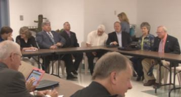 Regional Jail Authority hosts local meeting to discuss costs and services