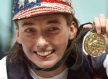 Olympic swimmer Amy Van Dyken severely injured in ATV accident, police say she was not wearing a helmet