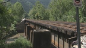 Friends of McDowell County train fatality speaks out, asks for donations