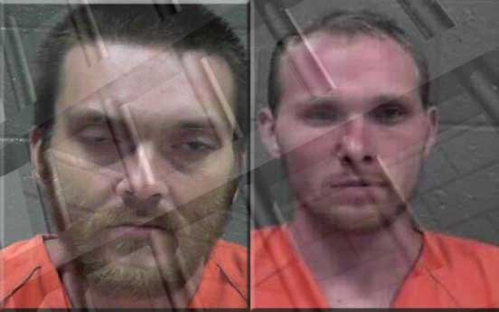 Cody Mills and Jeremy Cable were arrested on Daytime Burglary charges. The two men allegedly broke into a home in the Bud area of Wyoming County, WV