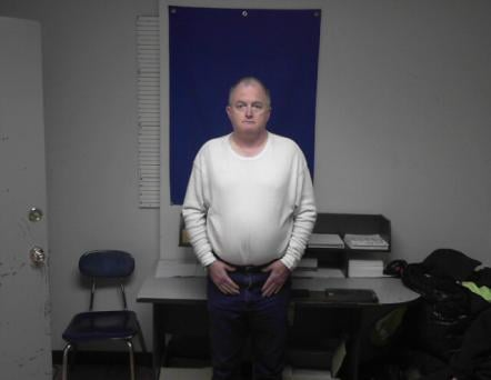 Welch Police Officer S. P. McKinney arrested on charges of Stalking and Harassing.
