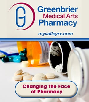 Greenbrier Medical Arts Pharmacy - Sponsorship Header