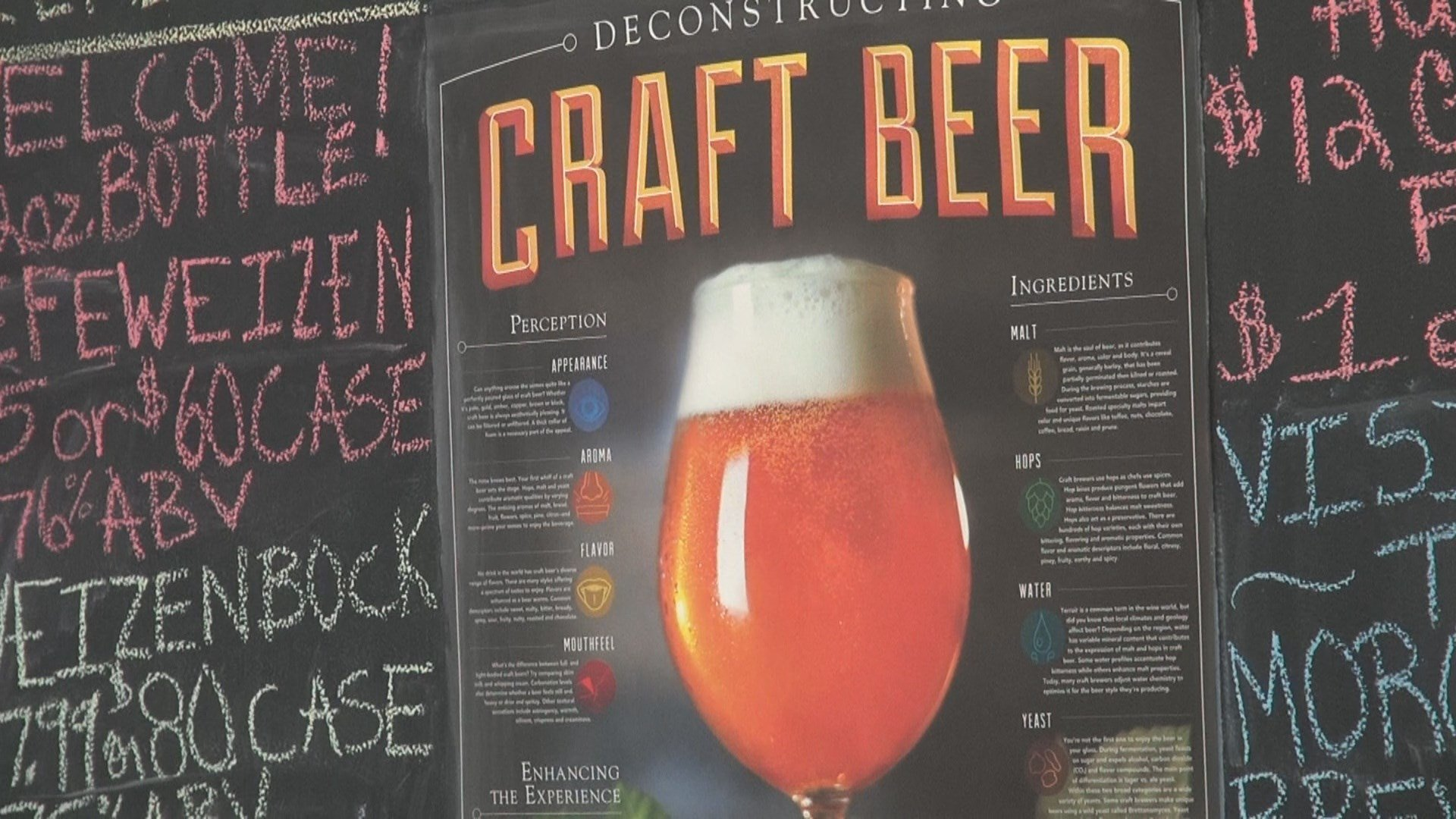 Craft Beer legislation looks to expand industry