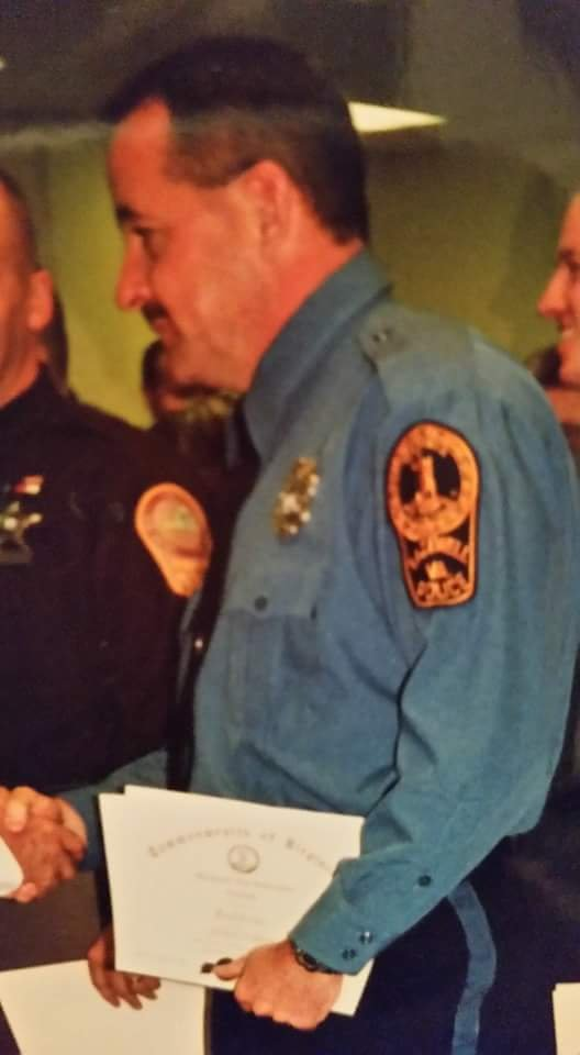Officers and residents remember fallen Tazewell officer - Beckley ...