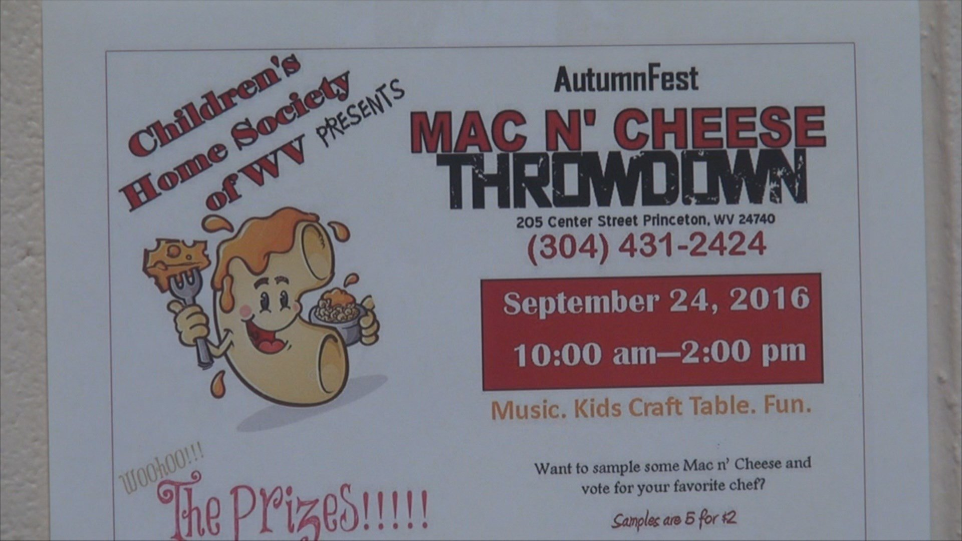 Wv colored childrens home - Participants Are Needed For A Mac N Cheese Throwdown This Weekend In Princeton The Event Is Being Put On By The Children S Home Society Of West Virginia