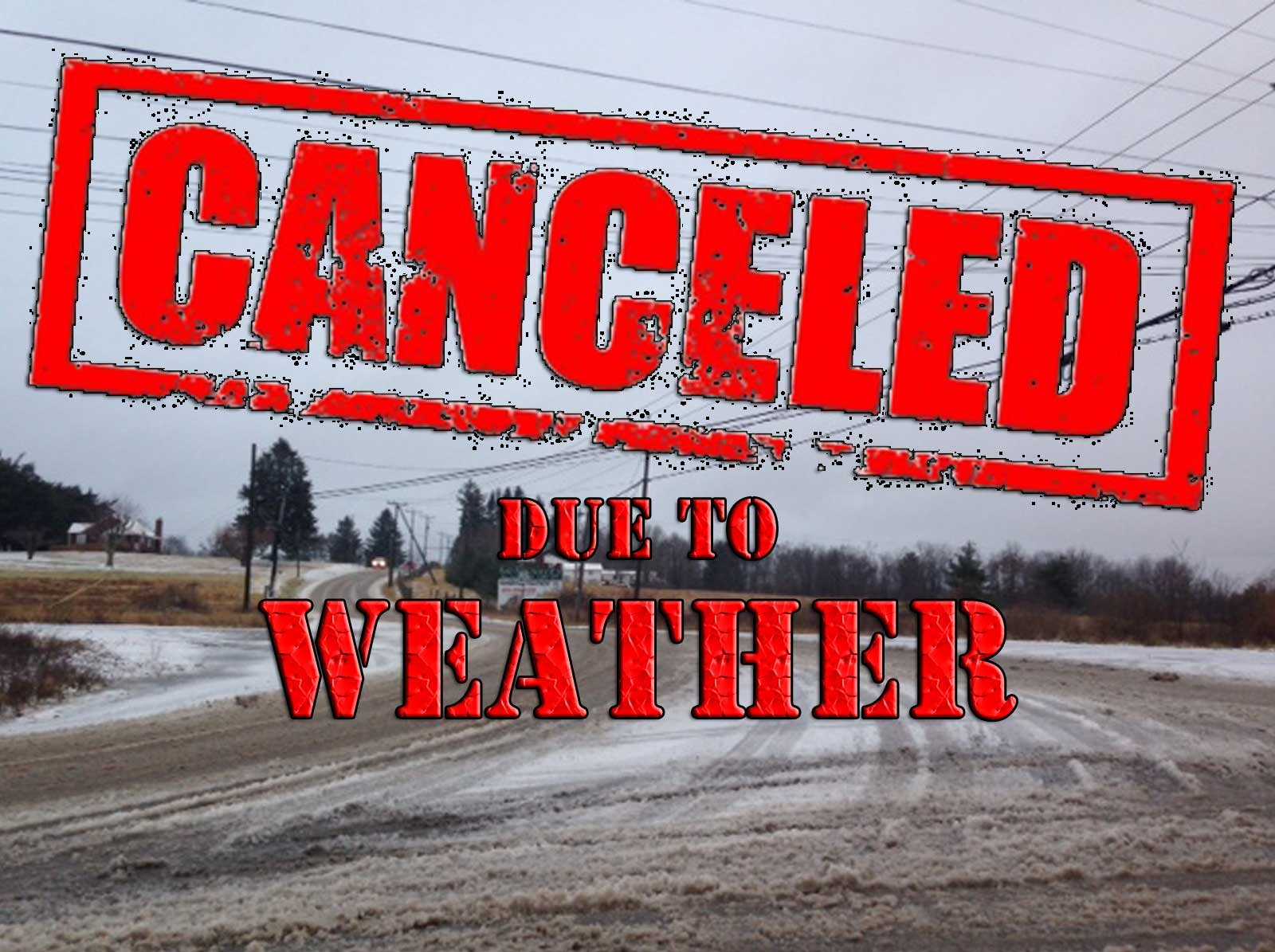 Grace Lutheran Church: Saturday Evening Services Canceled
